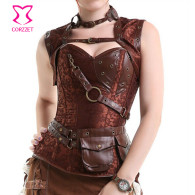 AliExpress Review - Steampunk Corset