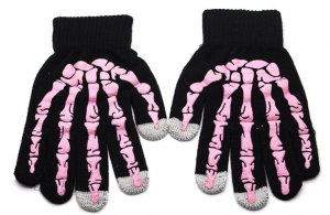 3 Finger Capacitive Screen Touching Hand Warmer Gloves at Fast Tech