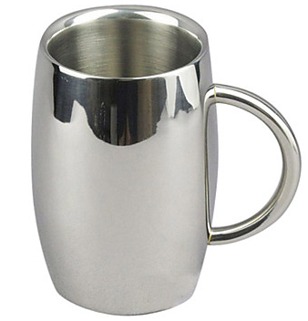 Beer Double Wall Mug