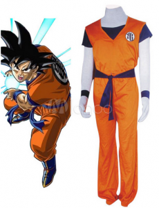 Anime Cosplay Costumes - Dragon Ball Kakarotto Cosplay Costume_Milanoo