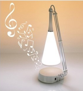 USB lamp sound