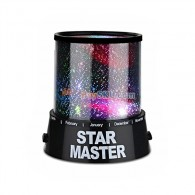 Fantastic Colorful Star Sky Revolving LED Projector Light Projection Lamp Night Light Lamp