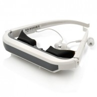 Virtual Screen Video Glasses - For iPod, iPhone, iPad, 84 Inch Simulated Display