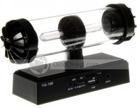 Commonrove Seven Colors Light Tube Computer Speakers YG-168