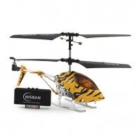 3 Channel helicopter with Gyro i-helicopter i322