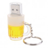 Beer Mug Typed USB Flash Drive 8G