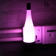 5 LED Sensor Bottle Liquor Jar Night Lamp
