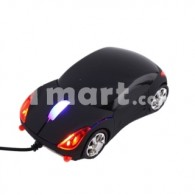 Car Shaped Optical Wheel Scroll Mouse for PC