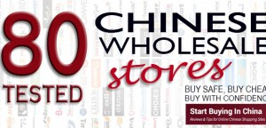 80 testes Chinese Wholesale Stores