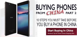 10 steps to take before buying a phone in China