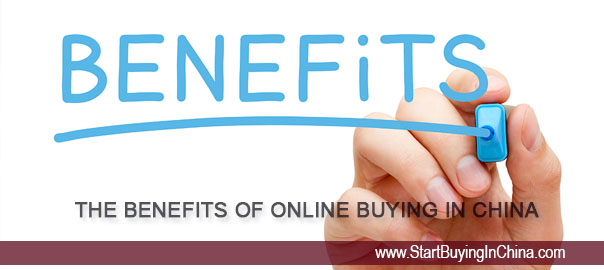 Eight Benefits of Online Shopping in China