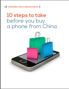 10 steps to buy a smartphone from China
