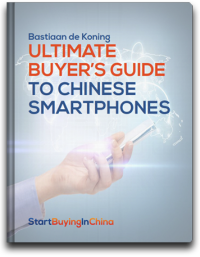 The Ultimate Buyer's Guide to Chinese Smartphones - ebook Cover