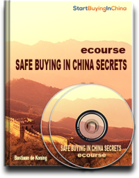 safe buying in china secrets - ecourse