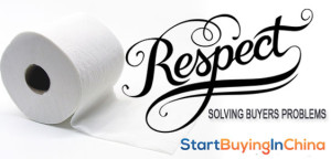 respect solving buyers problems