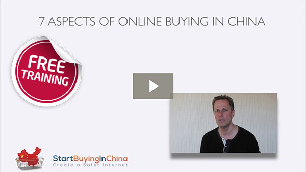 Safe Buying in China Secrets - free mini course