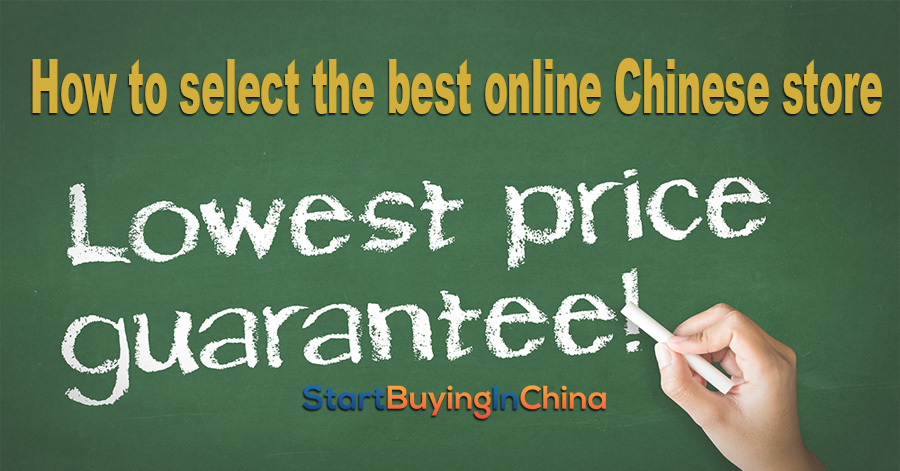 4 Criteria to select the best Online Chinese Store