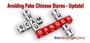Avoid fake chinese sites update