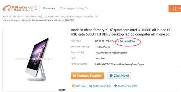 fake products on alibaba - latest price