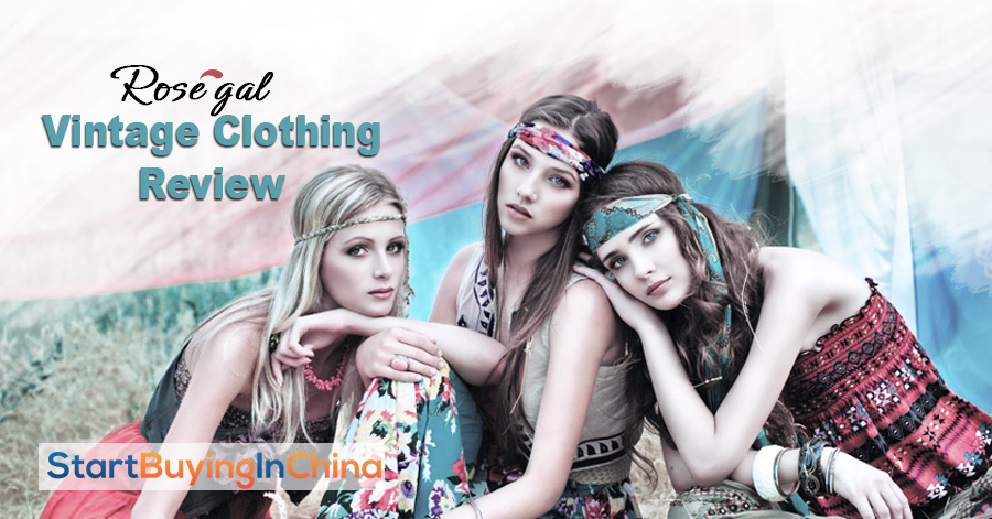 Vintage Clothing at Affordable Prices at Rosegal Review