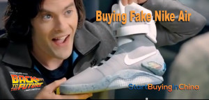 fake NBA allstars counterfeit, nike air mag back to the future