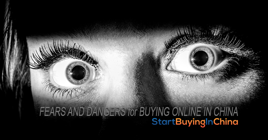 Fears and Dangers for Buying Online in China