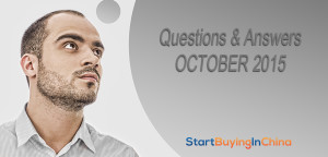 questions & answers october 2015