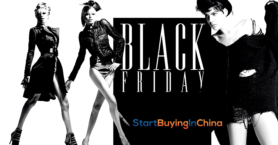 Black Friday Sales in Chinese Stores