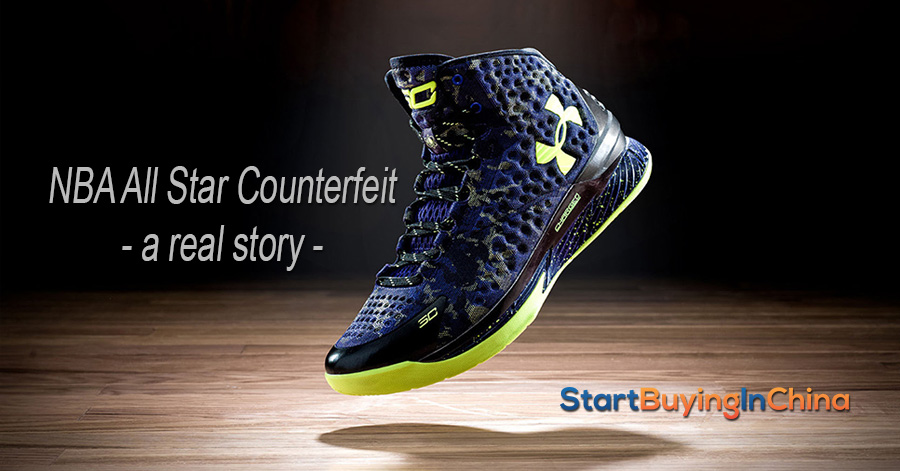 NBA All stars counterfeit – a real story…