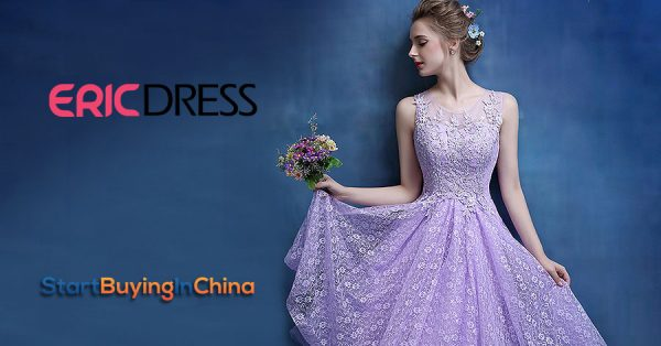 EricDress - Dresses and Fashion from China for very low prices